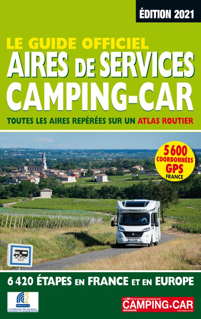 Guide des Aires de Services camping-car