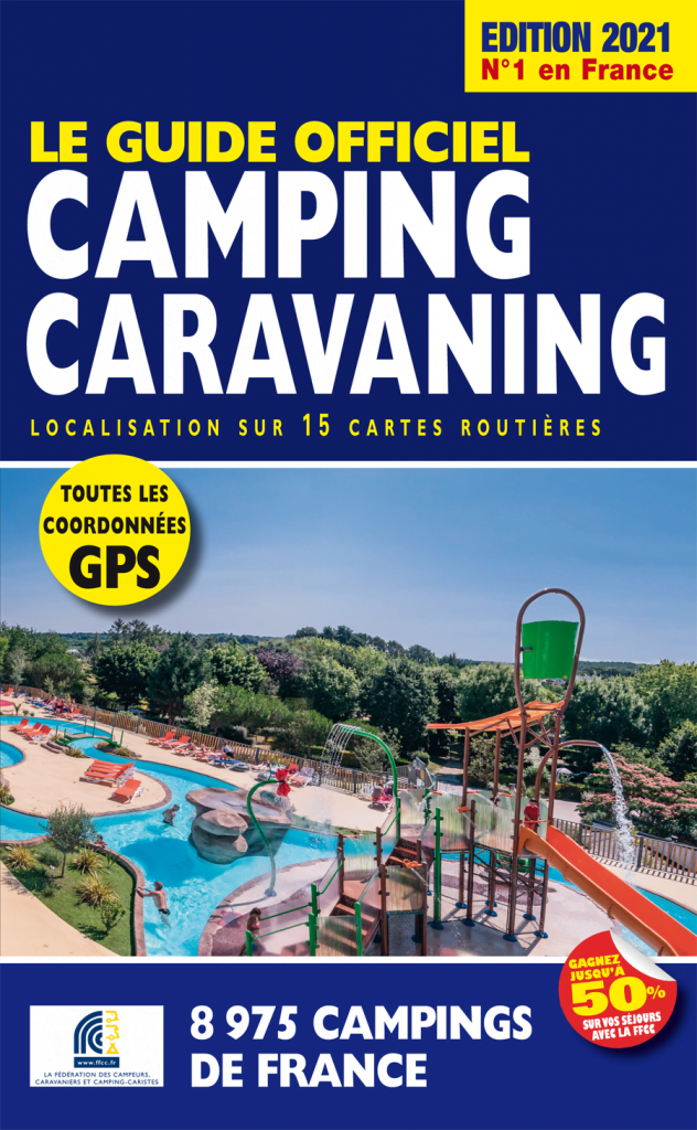 guide officiel camping caravaning